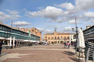 Ayuntamiento de Almagro – Plaza Mayor
