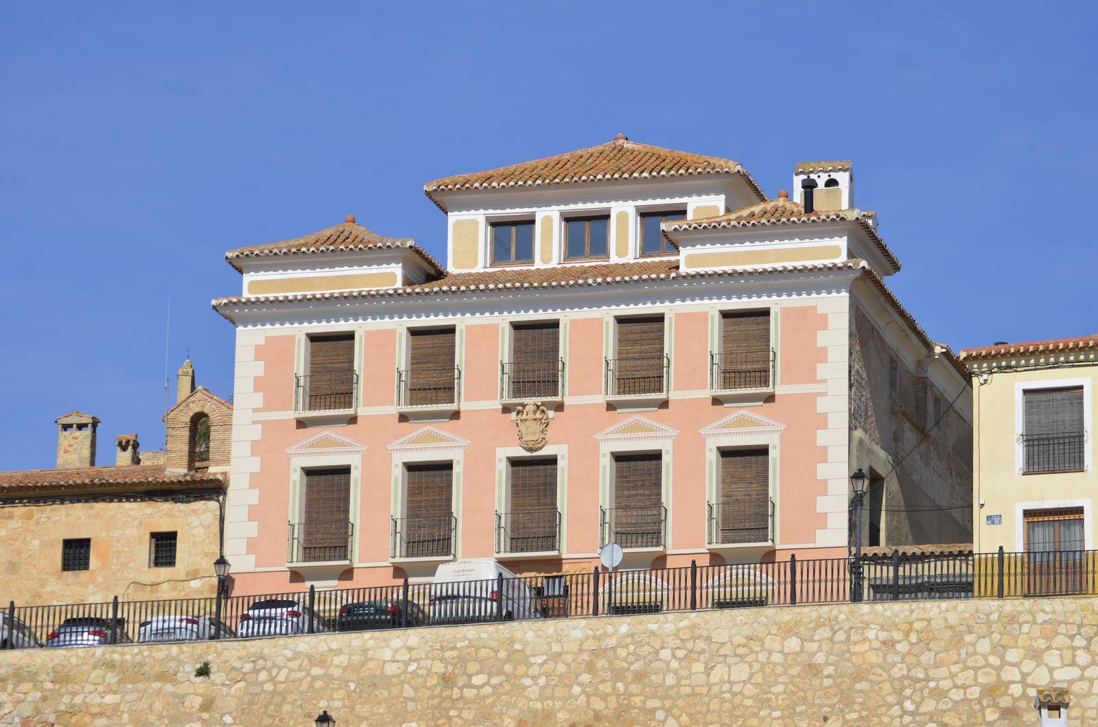Palacio de los Robles