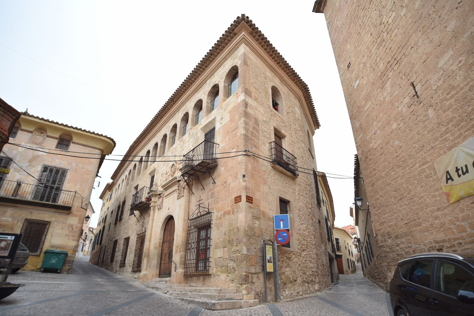 Palacio de los Núñez Cortés