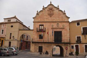 Ayuntamiento de Chinchilla de Montearagón
