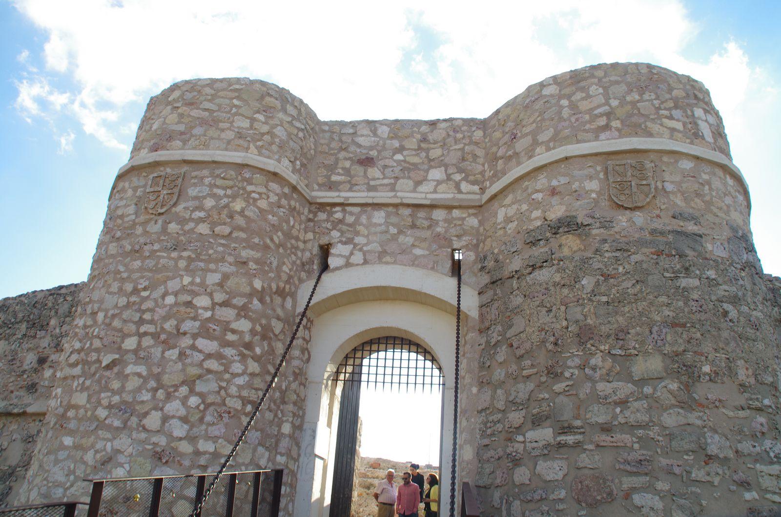 Castillo de Chinchilla de Montearagón