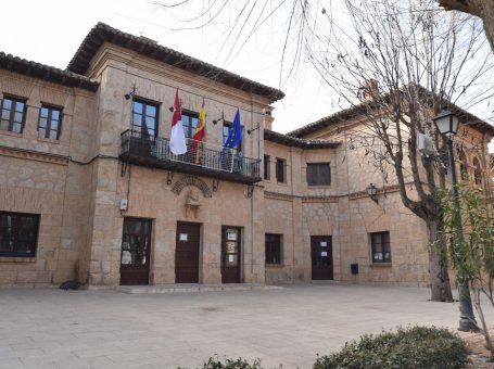 Ayuntamiento El Toboso