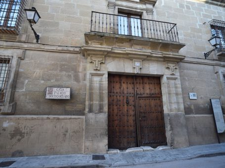 Palacio de los Garcinarro