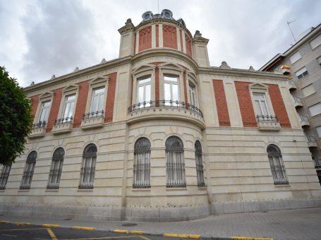 Palacio de la Diputación