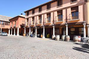 Plaza Mayor de La Solana