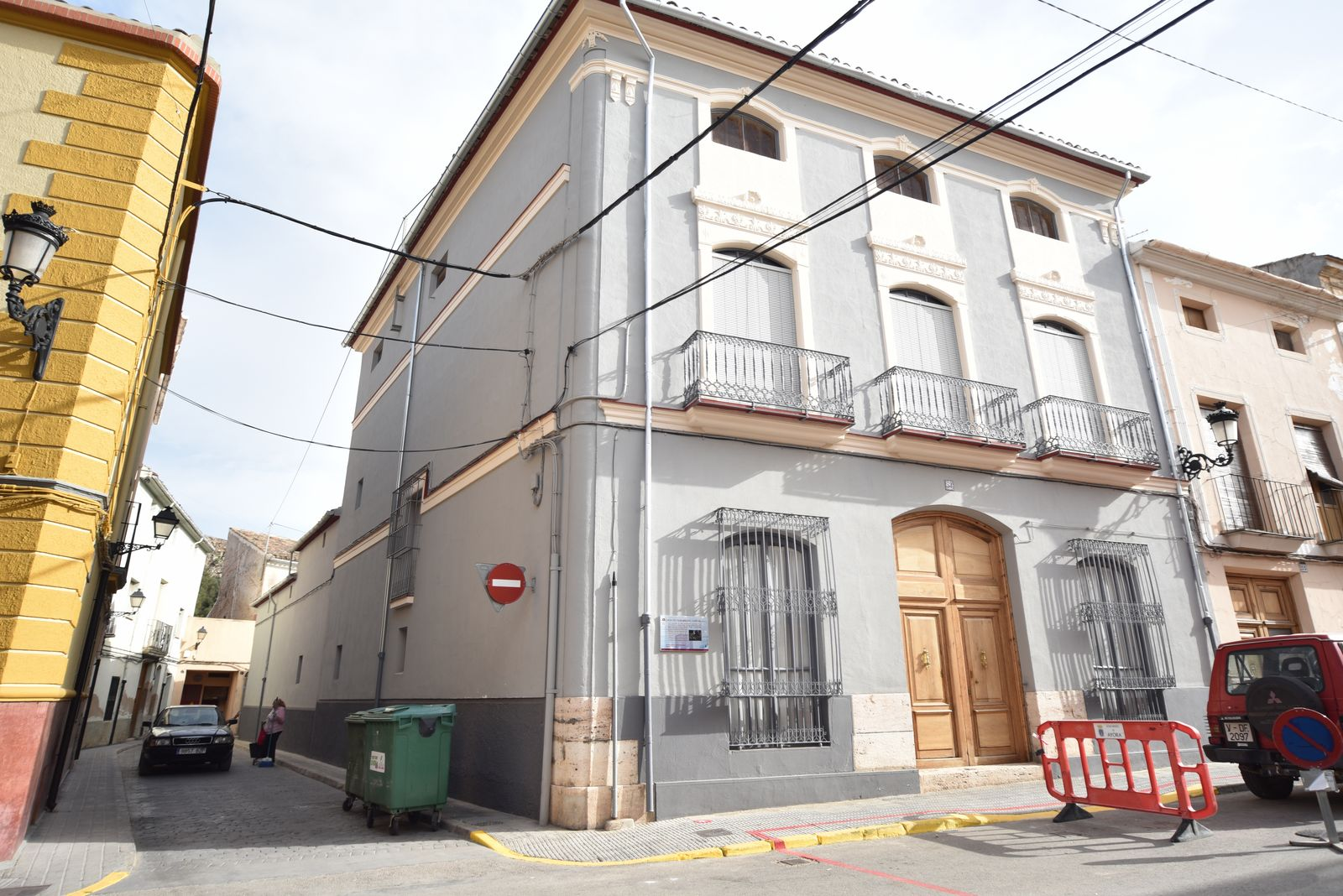 Casa Bruno García