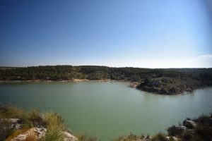 Pantano de Almansa