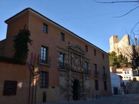 Palacio de los Condes de Cirat