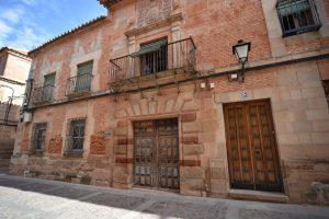 Casa de los Caballeros de Santiago