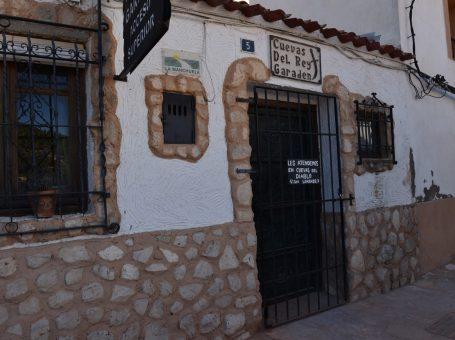 Cuevas Alcalá del Júcar