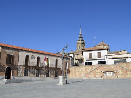 Plaza Mayor de Méntrida