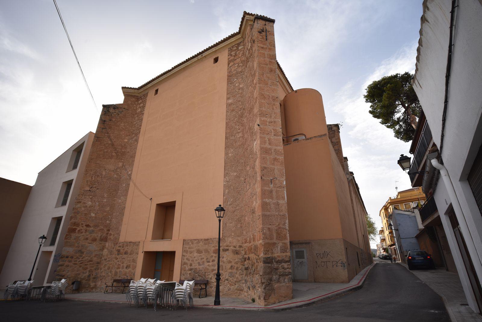 Auditorio Mencía de Mendoza