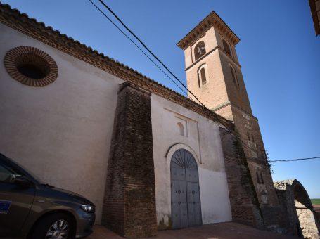 Iglesia de Santa María de los Alcázares