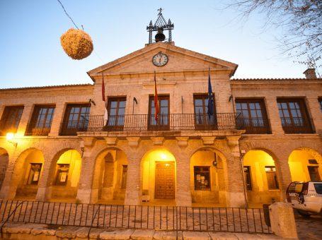 Ayuntamiento Corral de Almaguer