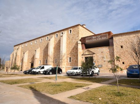Palacio de Don Juan Manuel