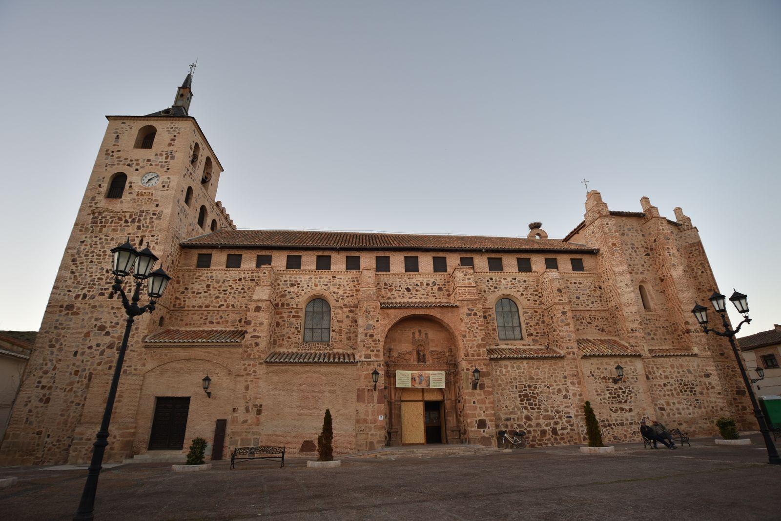 Iglesia San Andres Apóstol