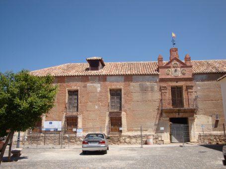 Palacio de la Clavería