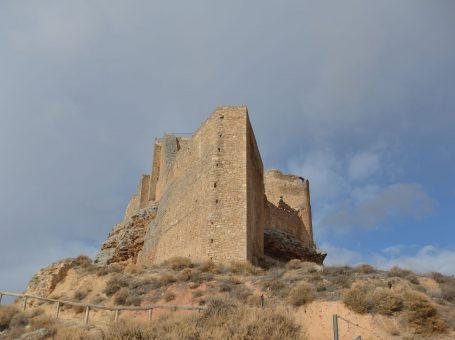 Castillo Zorita de los Canes