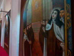 Museo V Centenario de Santa Teresa