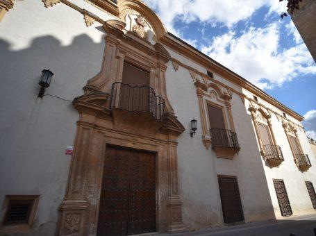 Palacio de Valdeguerrero