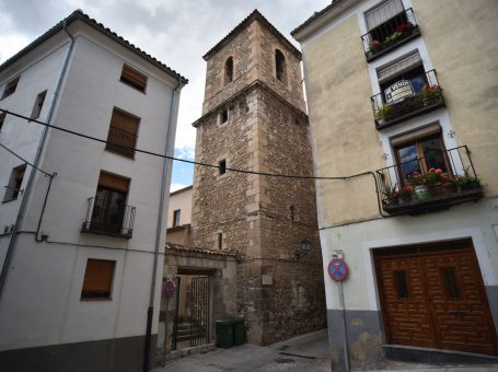Torre de Santo Domingo
