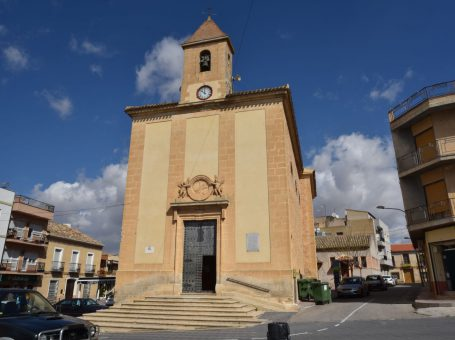 Iglesia de San Dionisio de Areopaguita