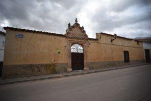 Casa de los Moya Gaudencio