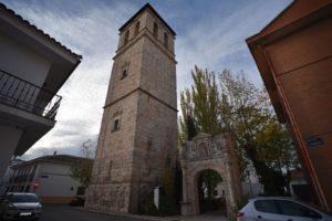 Torre y Portada de San Martín
