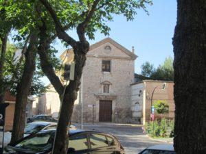 Iglesia Convento de San José y Santa Clara