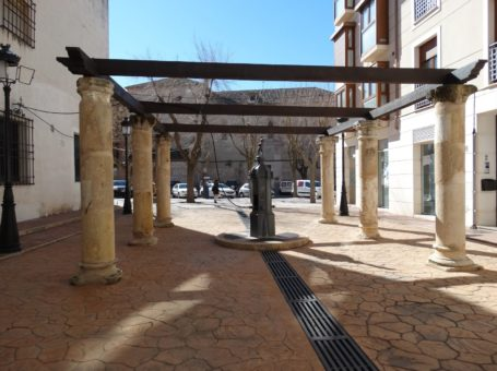 Plaza de los Maestres