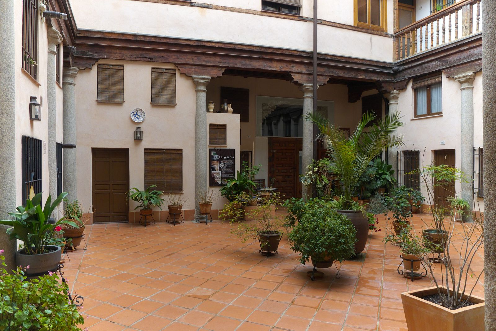 Antiguo hospital del Nuncio