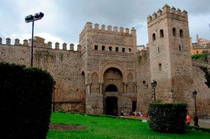 Puerta Antigua de Bisagra o Puerta Alfonso VI