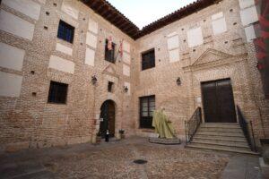 Palacio Testamentario de Isabel La Catolica