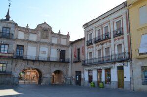 Plaza Mayor Medina del Campo