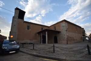 Iglesia Santa Maria de Roncesvalles