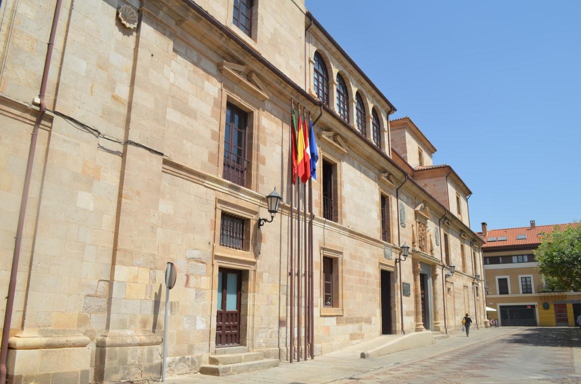 Palacio de los Condes de Alba