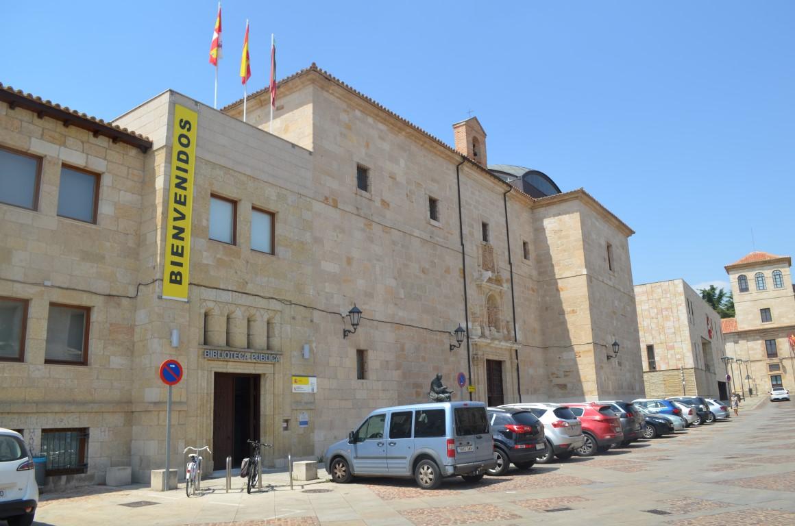Biblioteca (Convento Concepción)